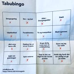 Tabubingo